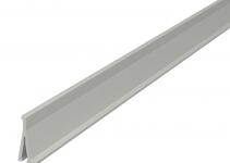 6023096 - OBO BETTERMANN Разделительная перегородка кабельного канала WDK  40x2000 мм (ПВХ,светло-серый) (2371 40).