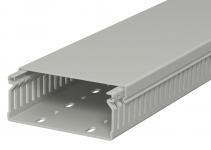 6178018 - OBO BETTERMANN Распределительный кабельный канал LK4 40x100x2000 мм (ПВХ,серый) (LK4 40100).