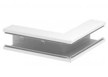6277110 - OBO BETTERMANN Внешний угол кабельного канала Rapid 80 нерегулируемый 90x110 мм (сталь,белый) (GS-SA90110RW).
