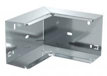 6249639 - OBO BETTERMANN Внутренний угол кабельного канала LKM 60x100 мм (сталь,белый) (LKM I60100RW).