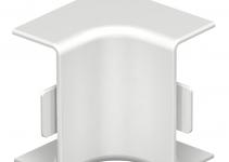 6191851 - OBO BETTERMANN Крышка внутреннего угла кабельного канала WDK 15x40 мм (ПВХ,белый) (WDK HI15040RW).