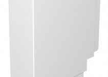 6024629 - OBO BETTERMANN Крышка плоского угла кабельного канала WDK 80x210 мм (ПВХ,серый) (WDK HF80210GR).