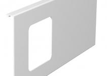 6169317 - OBO BETTERMANN Крышка для установки монтажной коробки в кабельном канале WDK 130x300 мм (ПВХ,кремовый) (D2-1 130CW).