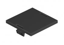 7407584 - OBO BETTERMANN Заглушка для отверстия Modul45 (полиамид,черный) (LP 45).