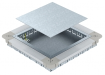 7410060 - OBO BETTERMANN Монтажное основание для Системы 55 367x367x55 мм (сталь) (UGD55 250-3 9R).
