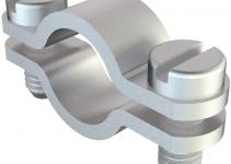 1443011 - OBO BETTERMANN Крепежная скоба (клипса) для разгрузок от натяж. 6мм (7909 6 G).