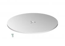 6290197 - OBO BETTERMANN Напольная пластина для электромонтажной колонны ISSDM45F (сталь,серебристо-белый) (SFISSFWAL).