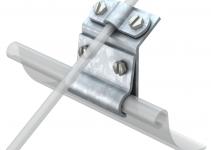 5316219 - OBO BETTERMANN Крепеж проволоки к водосточному желобу (262 A-DIN FT).
