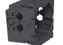 6288610 - OBO BETTERMANN Монтажная коробка 71GD6 (полиамид,серый) (71GD6).