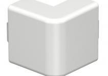 6192157 - OBO BETTERMANN Крышка внешнего угла кабельного канала WDK 15x40 мм (ПВХ,белый) (WDK HA15040RW).