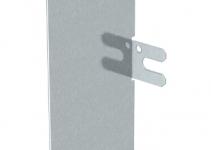 6249833 - OBO BETTERMANN Заглушка кабельного канала LKM 60x200 мм (сталь,белый) (LKM E60200RW).