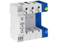5096421 - OBO BETTERMANN Основание УЗИП (устройство защиты от импулсных перенапряжений -