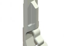 2197855 - OBO BETTERMANN Двойной нажимной фикcатор для труб 4-12мм (1974 2X4-12).
