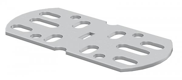 6066569 - OBO BETTERMANN Продольный и угловой соединитель 45x100 (VF AZK VA4301).