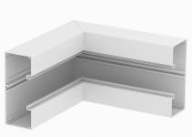 6279140 - OBO BETTERMANN Внутренний угол кабельного канала Rapid 80 нерегулируемый 70x170 мм (алюминий,белый) (GA-SI70170RW).