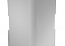 6022197 - OBO BETTERMANN Крышка внешнего угла кабельного канала WDK 60x210 мм (ПВХ,серый) (WDK HA60210GR).