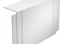 6162428 - OBO BETTERMANN Крышка T-образной секции кабельного канала WDK 80x210 мм (ПВХ,кремовый) (WDK HK80210CW).