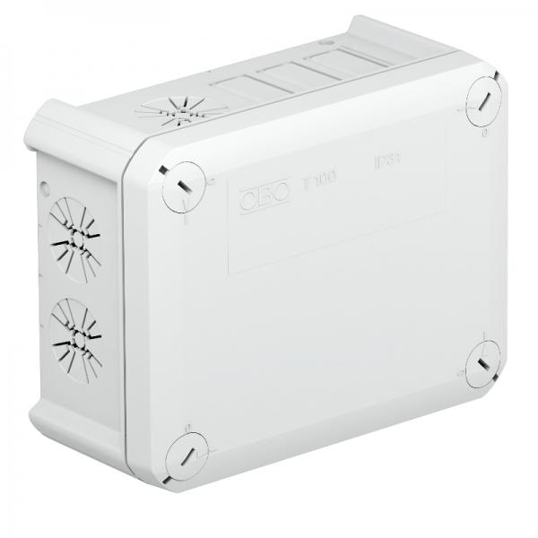 2007807 - OBO BETTERMANN Распределительная коробка 150x116x67 (T 100 WB3).