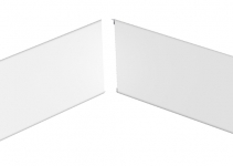 6287080 - OBO BETTERMANN Крышка внутреннего угла кабельного канала GEK 80x300 мм (сталь,белый) (IOP3RW).