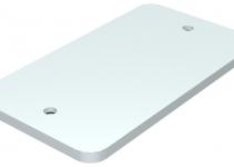 2003218 - OBO BETTERMANN Крышка коробки для настенных свет. 76x42x3 (UW AD).