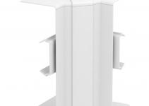 6273940 - OBO BETTERMANN Внутренний угол кабельного канала Rapid 80 регулируемый 70x210 мм (ABS-пластик,белый) (GK-IH70210RW).