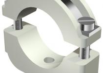 2158345 - OBO BETTERMANN Крепежная скоба молниезащитная 24-34мм (3022 LGR).