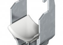 1184504 - OBO BETTERMANN U-образная скоба 58-64мм (2056U 64 ALU).