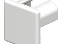 6193099 - OBO BETTERMANN Торцевая заглушка кабельного канала WDK 15x15 мм (ПВХ,белый) (WDK HE15015RW).