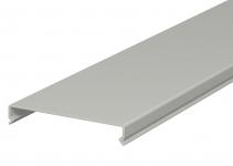 6178512 - OBO BETTERMANN Крышка кабельного канала LKV 100 мм (ПВХ,серый) (LKV D 100).