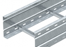 6227023 - OBO BETTERMANN Кабельный лестничный лоток для больших расстояний 160x200x6000 (WKLG 1620 FS).