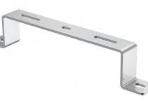 6015630 - OBO BETTERMANN Кронштейн напольный/настенный 100мм (DBL 50 100VA4401).