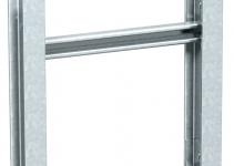 6010105 - OBO BETTERMANN Вертикальный кабельный лоток лестничного типа 400x3000мм (SLS80C40F 40 FT).