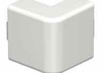 6160638 - OBO BETTERMANN Крышка внешнего угла кабельного канала WDK 15x40 мм (ПВХ,кремовый) (WDK HA15040CW).