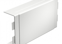 6162274 - OBO BETTERMANN Крышка T-образной секции кабельного канала WDK 60x150 мм (ПВХ,кремовый) (WDK HK60150CW).