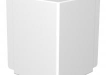 6182720 - OBO BETTERMANN Крышка внешнего угла кабельного канала WDK 80x210 мм (ПВХ,светло-серый) (WDK HA80210LGR).