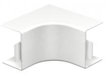 6160107 - OBO BETTERMANN Крышка внутреннего угла кабельного канала WDK 40x60 мм (ПВХ,кремовый) (WDK HI40060CW).