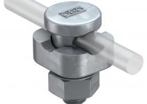 5304105 - OBO BETTERMANN Клемма крепежная для проволоки (5001 DIN-FT).