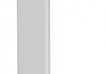 6154069 - OBO BETTERMANN Стыковая накладка кабельного канала WDK 20x50 мм (ПВХ,белый) (WDK HS20050RW).