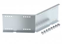 6227902 - OBO BETTERMANN Угловой соединитель 45°, внутренний 160x500 (WRWV 160 I FS).