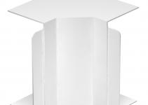6024467 - OBO BETTERMANN Крышка внутреннего угла кабельного канала WDK 80x170 мм (ПВХ,серый) (WDK HI80170GR).