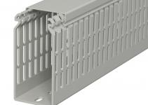 6178437 - OBO BETTERMANN Распределительный кабельный канал LKV N 100x50x2000 мм (ПВХ,серый) (LKV N 10050).