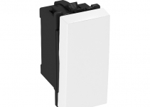 6117620 - OBO BETTERMANN Выключатель 16 А, 250 В (белый) (AS-B RW0.5).