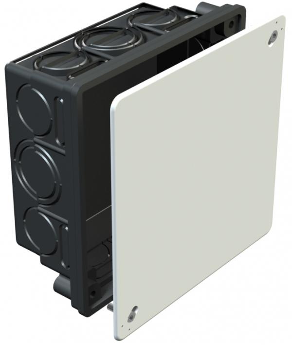 2003130 - OBO BETTERMANN Распределительная коробка для скрытого монтажа 200x200x65 (UV 200 K).