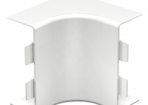 6160123 - OBO BETTERMANN Крышка внутреннего угла кабельного канала WDK 40x110 мм (ПВХ,кремовый) (WDK HI40110CW).