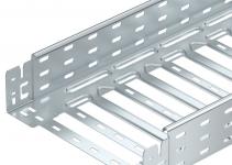 6059092 - OBO BETTERMANN Кабельный листовой лоток перфорированный 85x600x3050 (MKSM 860 FS).