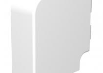 6161561 - OBO BETTERMANN Крышка плоского угла кабельного канала WDK 60x150 мм (ПВХ,кремовый) (WDK HF60150CW).