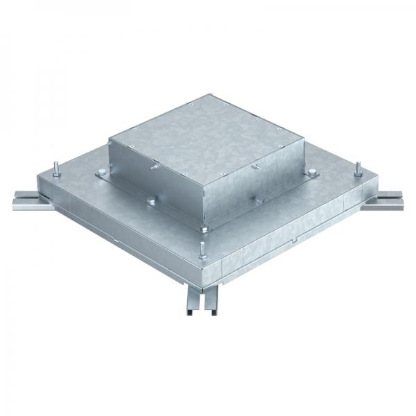 7399852 - OBO BETTERMANN Монтажное основание под заливку в бетон 440x440x150 мм (сталь) (IBD 35048 9).