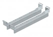 7410540 - OBO BETTERMANN Нивелирующий угол для монтажа квадратных кассетных рамок в UZD250-3 (сталь) (NW 250-3 QK).