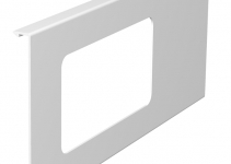 6169384 - OBO BETTERMANN Крышка для установки монтажной коробки в кабельном канале WDK 130x300 мм (ПВХ,кремовый) (D2-2 130CW).