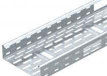 6087116 - OBO BETTERMANN Кабельный листовой лоток перфорированный 60x100x3000 (IKS 610 FS).